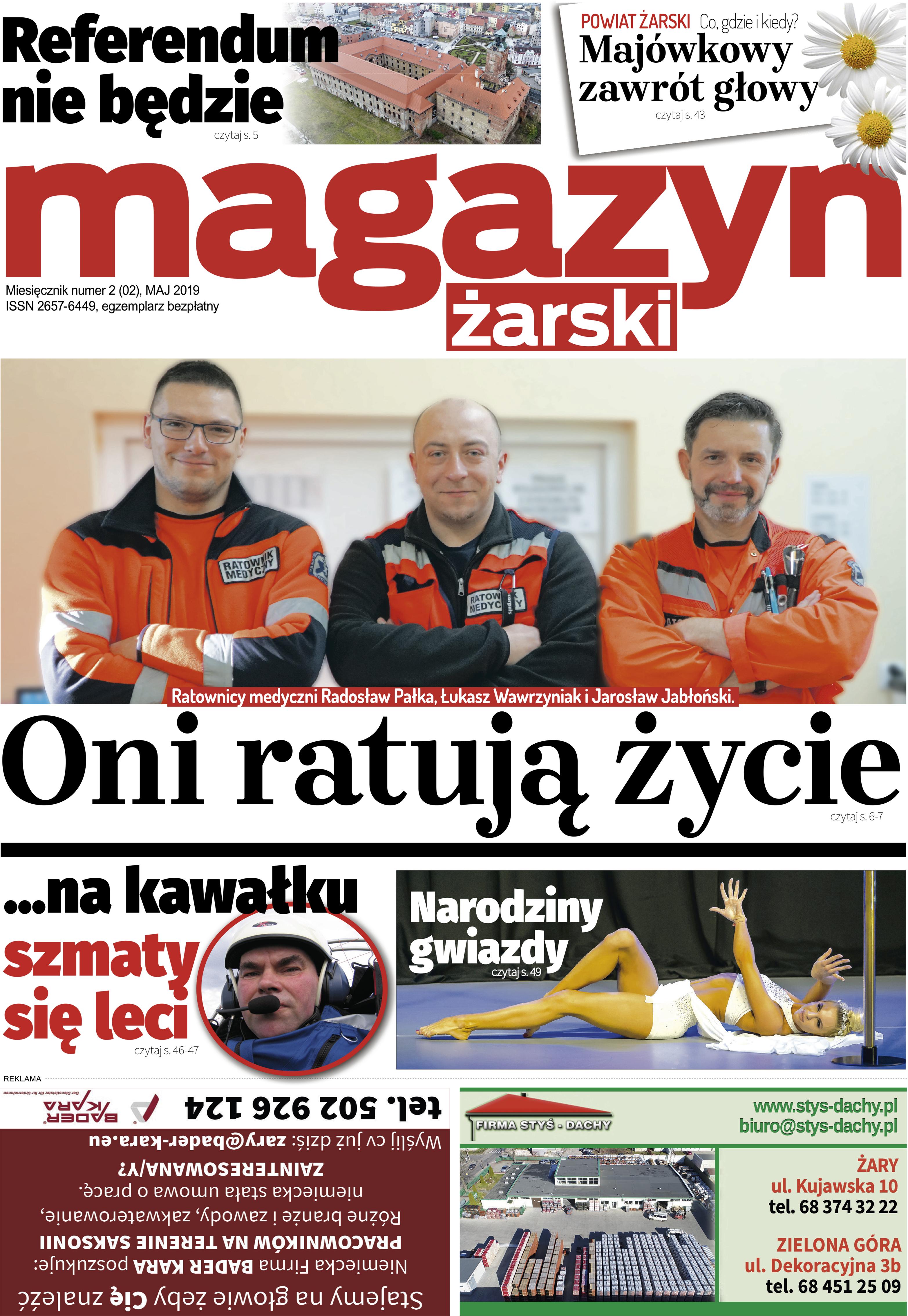 Magazyn Żarski 02