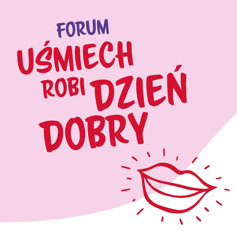 Weź udział w FORUM UŚMIECHU z Rossmannem